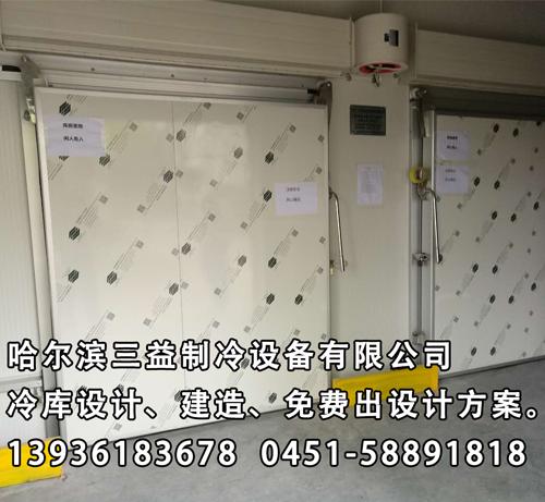 平江连锁物流配送冷库工程