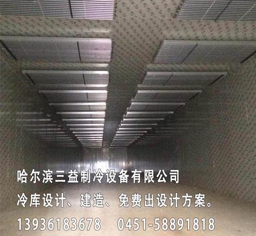 德达仓储出租型冷库6000m3