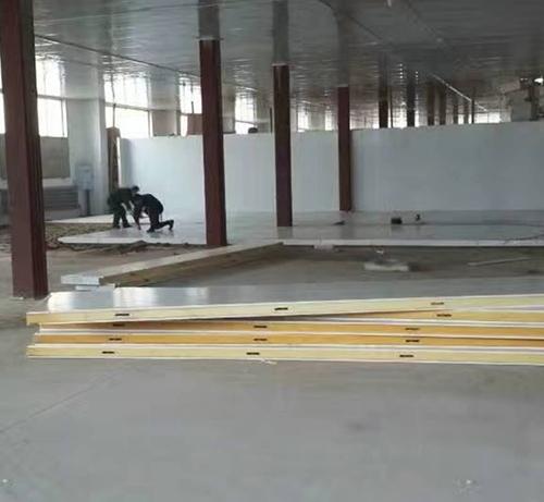 爱普食品工业冷库
