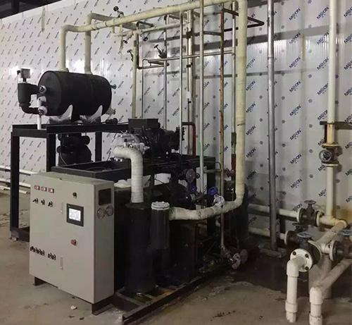 单机桶泵机组