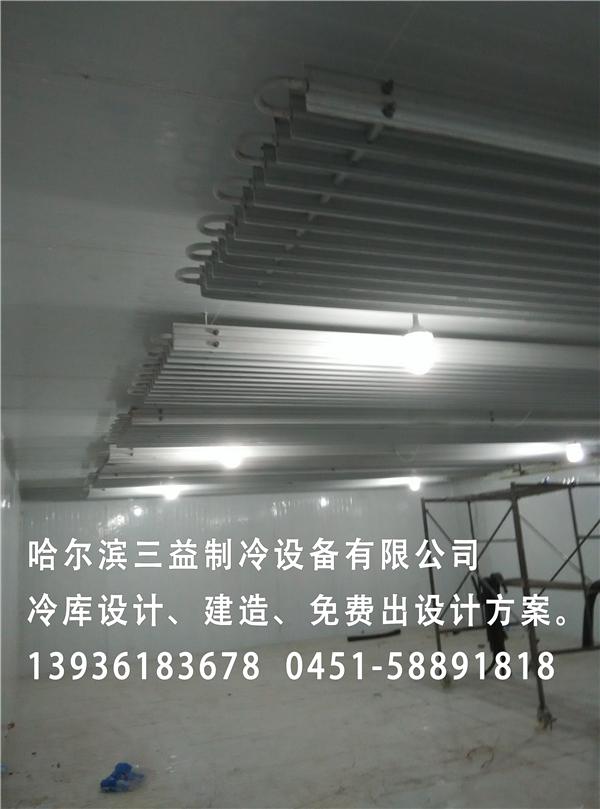 哈尔滨速冻冷库安装